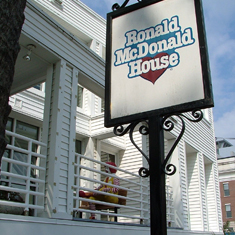 New Construction & Other Painting in Charleston, SC - Ronald McDonald House